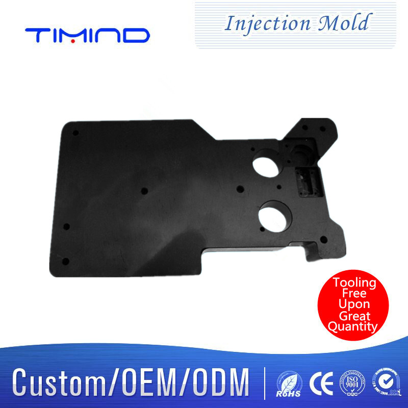 Timind Injection molding parts to make customized plastic mold for injection moulds
