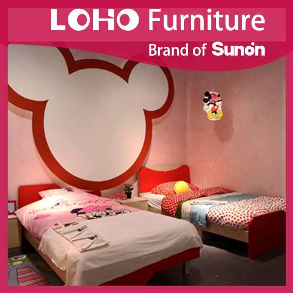 Sweet Design Children bedroom Furniture Kid Bed from LOHO Furniture