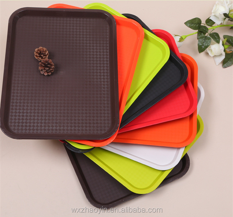 Wholesale Plastic Food Serving Tray
