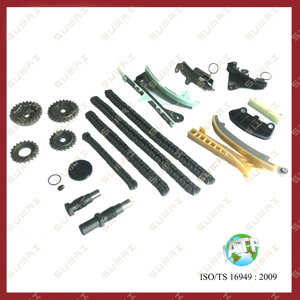 4.0 -E 245ci 4.0L V-6 97-02 4.0-E,K,N 245ci 4.0L V6 03-10 Explorer 97-02, Ranger 01-02 TCK447for FORD timing chain kits