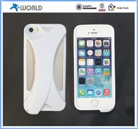 Horn Shape Silicon case For iPhone 5 5S with Loud Speaker