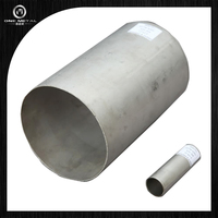 ASTM A312 AISI201/202/304/316/316L ROUND TUBE STAINLESS STEELONE METAL