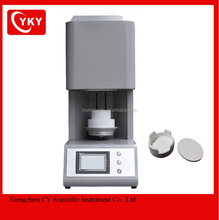 dental ceramics sintering furnace / electric ceramic furnace for dental zirconia blank
