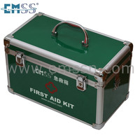 aluminum alloy custom first aid kit bags for retail