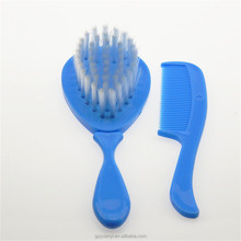 wholesale baby product hair brush soft baby hair comb for baby bath