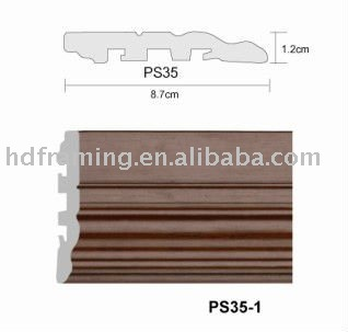 Skirting Board/PS chair rail moulding