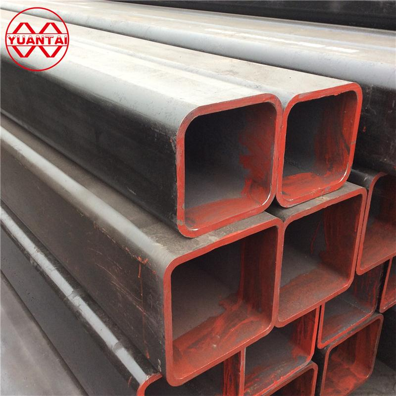 used chain link fence square brackets joint tube carbon steel price per kg material