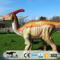 Outdoor Theme Park Mechanical Dinosaur for Sale