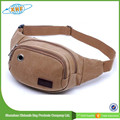 China Factory Wholesale Cheap Canvas Waist Bag