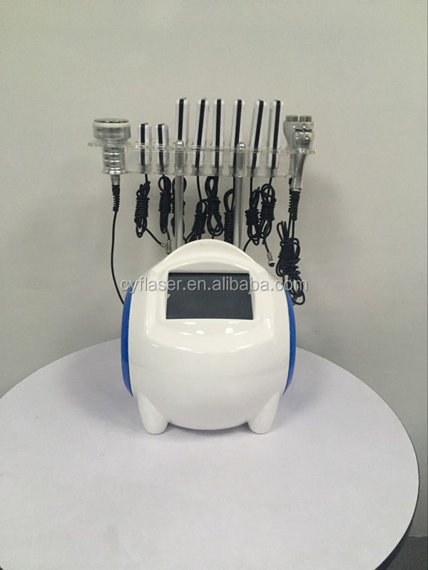 OEM radio frequency laser slimming ultrasonic liposuction cavitation machine for sale