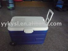 40L Car cooler box with wheel