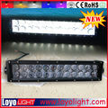"Hot sale 13"" 72W offroad 4D led light bar atv 4x4 led light bar extrusion"