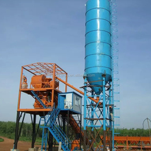 Factory Direct Sell HZS35 Skip Hopper Concrete Mixing Plant Capacity