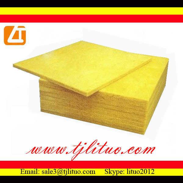 coating glass wool pipes