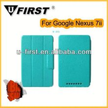 Stand Leather Case For Googel Nexus 7 2nd Generation
