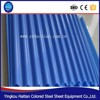 Color Galvanized Steel Corrugated Panel Roof