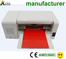 Automatic saving foil ! AMD-360C certification cover foil printer