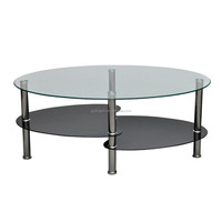 high gloss coffee table frosted black clear glass top