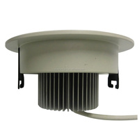 slim 100lm/w 24w smd 5730 suspended cucommercial kitchen light fixture
