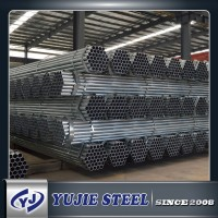 CHINA SUPPLIER PRE GALVANIZED STEEL PIPE USED FOR GREENHOUSE
