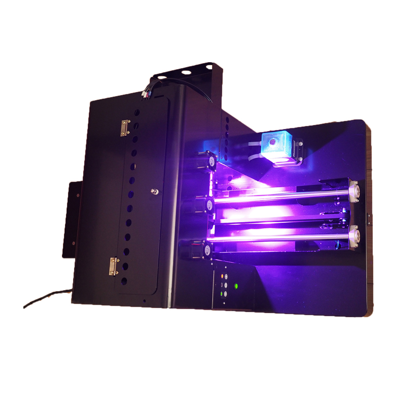 A4 Size 6 Color LED UV Flatbed Printer Mobile Phone Case Printer Cell Phone Cover Printer