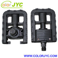 Plastic folding bike pedals