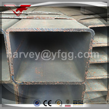 tianjin china steel square tube material specifications
