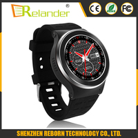 S99 MTK6580 Quad Core Android 5.1 3G smart watch With 8GB GPS WiFi Bluetooth 4.0