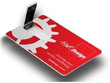 Web Key Advertise Gift Card USB Disks USB Flash Card