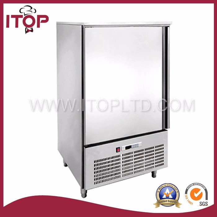 D10 Blast chiller and freezer