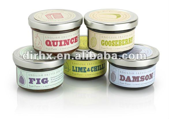 organic foods private label / sample food labels