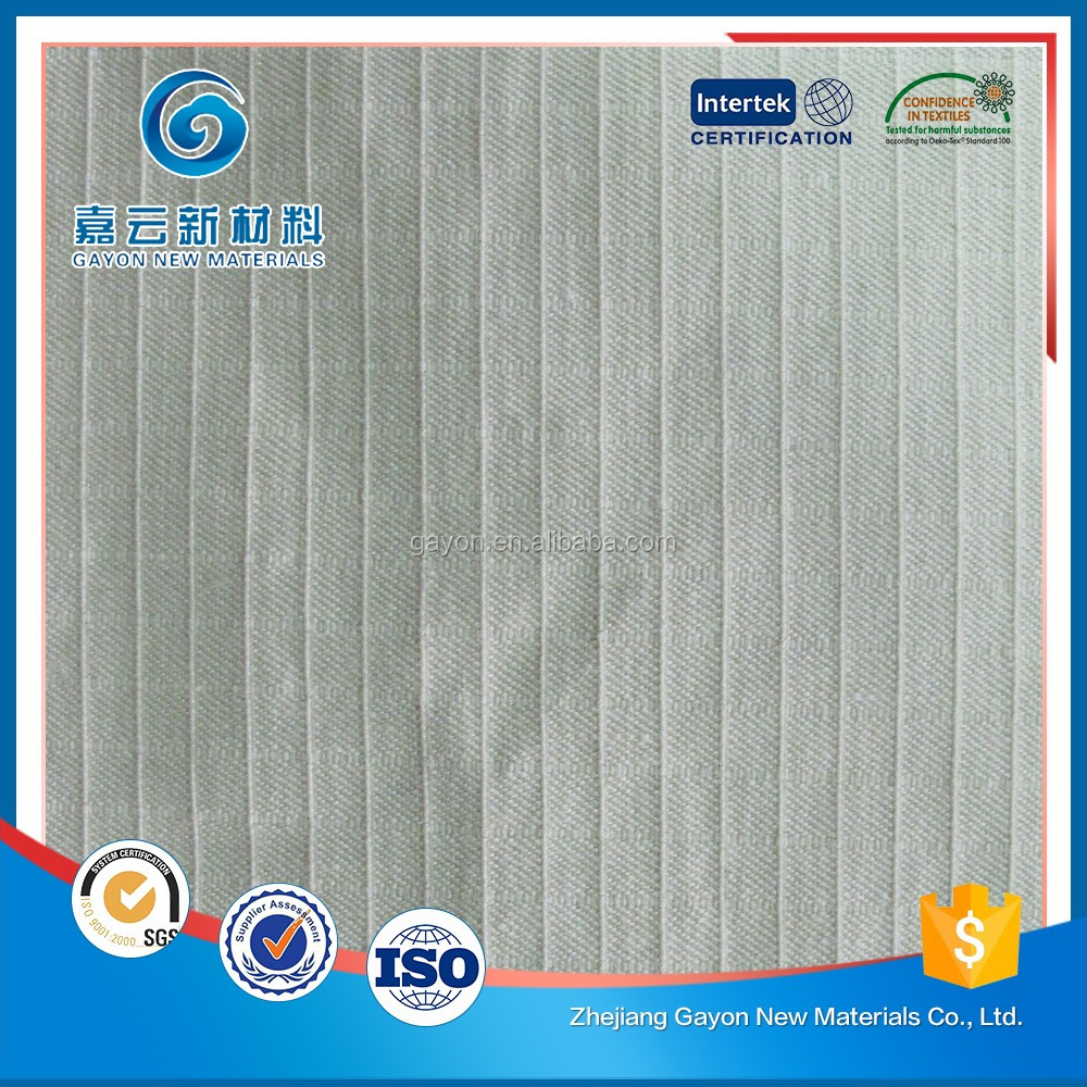 High temperature resistant non flammable FR fabric