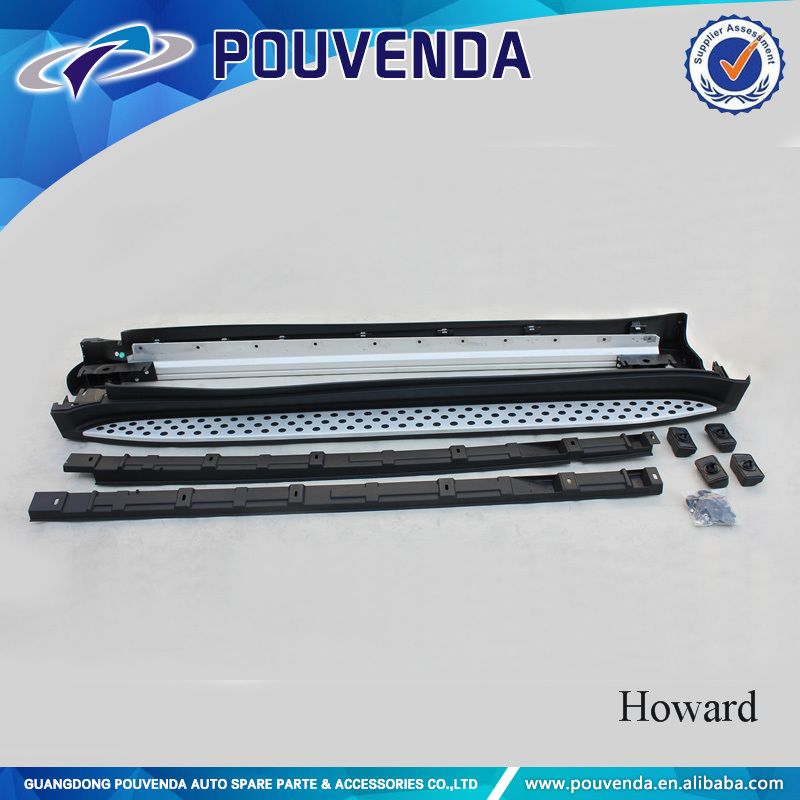 running board from pouvenda for GLK300 350 X204 08+ side step accessories
