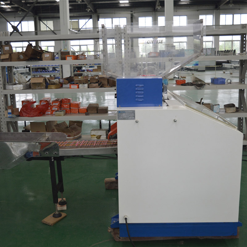 Easy Operate Flexible Drinking Straw Bending Machine