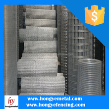 Galvanized Welded Wire Mesh For Fence Panel/Rabbit Cage/Bird Cage