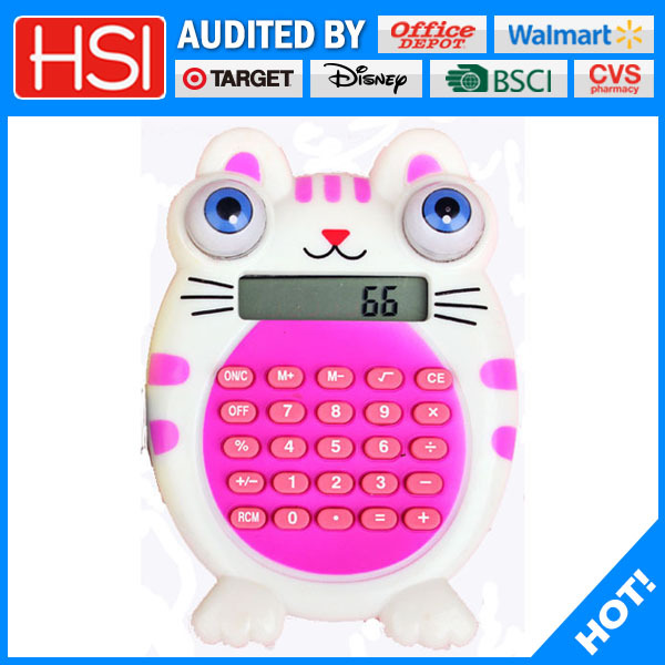 fancy digital calculator animal shape calculator