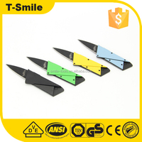 Utility Knife Application and Stainless Steel Blade Material CardSharp Card Safety Knife