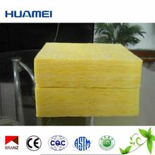 thermal insulation fiber glass wool for roofing and wall