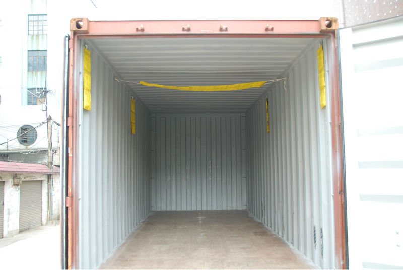 300%absorption rate desiccant dry pole for container shipping