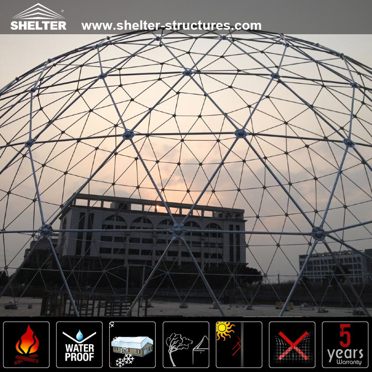 Good View Strong Structure Geodesic Dome For Sale Buy
