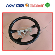 New car accessory custom PVC two steering wheel driving training car
