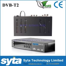 High hd digital cable tv decoder/dvb-t2 set top box/Full Mini HD Home dvb t2