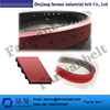 Hole Punching Guarantee High-tech Power Tension Steel Cord Endless Polyurethane Belt