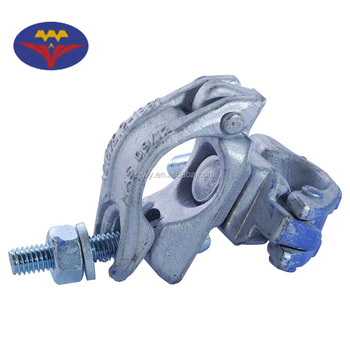scaffolding drop forged swivel couplers