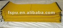 polyurethane screen mesh for mining sieving