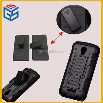 High Quality Belt Clip Case For Alcatel One Touch Elevate 5017E 5017 Holster Cover