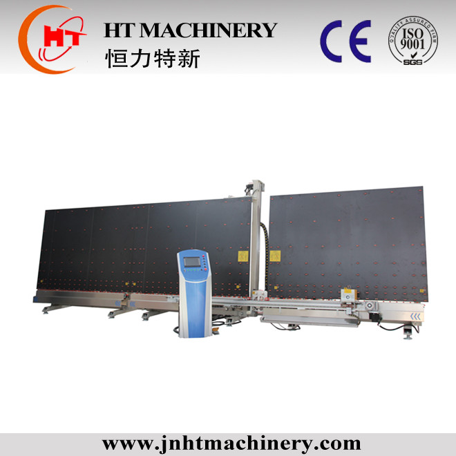 Automated Vertical Insulating Glass Sealing Line Double Glass making machine Automatic Sealing Robot