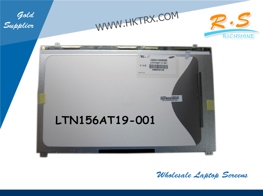 Wholesale 15.6 laptop lcd panel LTN156AT19-001