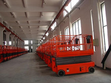 Top quality self propelled skyjack scissor lift