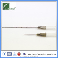 China Supply Hot Blunt Sharp Needle